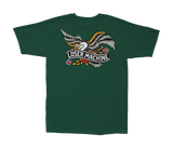 Glory Bound Stock Tee Forest Green