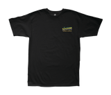 Chuggers Stock Tee Black