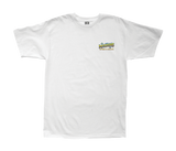 Chuggers Stock Tee White