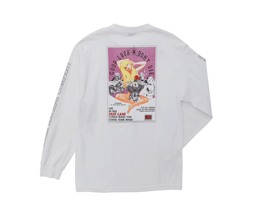 Wildest Dreams LS Stock Tee