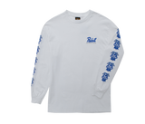 Loser Machine X Pabst Blue Ribbon 12 Pack Stock Long Sleeve Tee