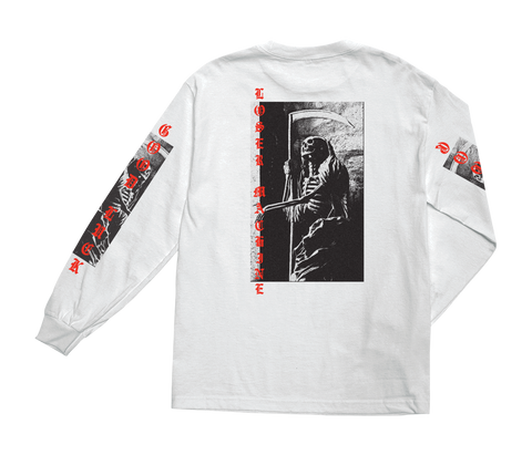 Last Ride LS Stock Tee