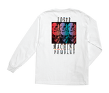 Color Code Stock Long Sleeve Tee
