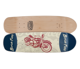 Born-Free 10 Harpoon Skate Deck