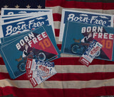 Born-Free 10 Poster/Ticket Buy 4 get 1 Free