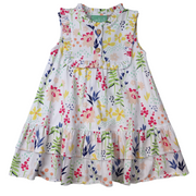 Grayton Garden Riley Ruffle Dress
