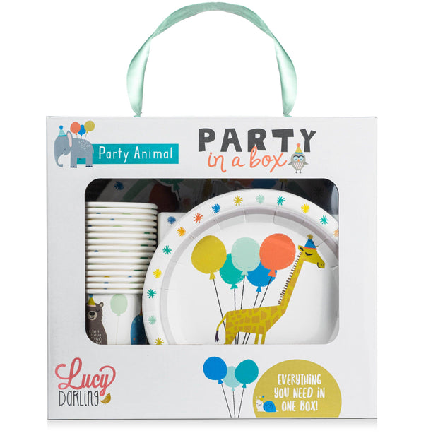 Lucy Darling Party Animal - Party in a Box!