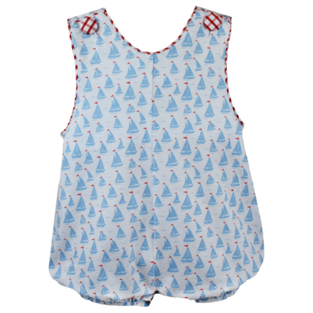 Bennett Bubble in Sailboat Print