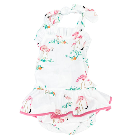 Flamingo Sunsuit