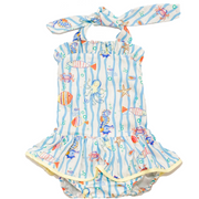 Sea Sunsuit