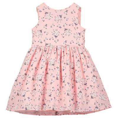 Jewel Dress in Pink Floral