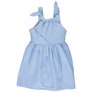 Georgie Dress in Blue