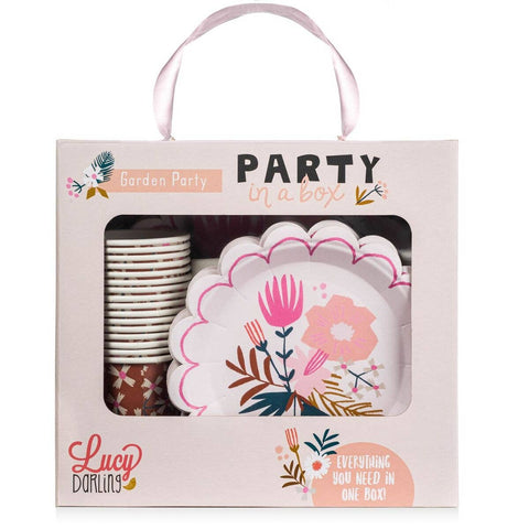 Lucy Darling Garden Party - Party in a Box!