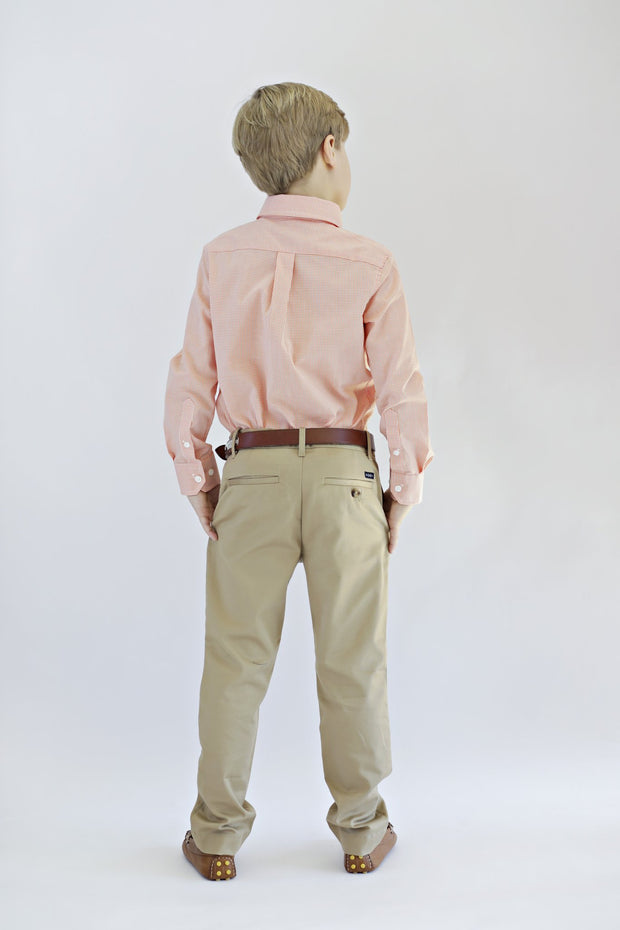 Palmetto Pants - King Street Khaki