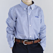 Bowen Arrow Button-Down in Haddrell's Point Plaid