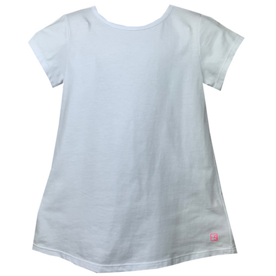 Set Bridget Basic Tee - All White