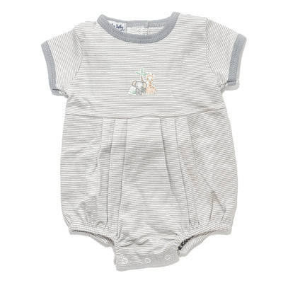 Magnolia Baby Sweet Safari Embroidered Bubble