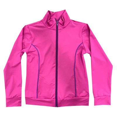 Juliet Dry-Fit Jacket - Fuchsia/Purple
