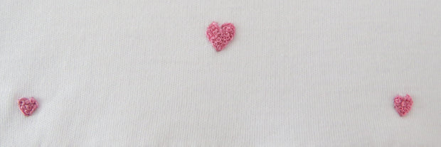 Little Hearts Bib