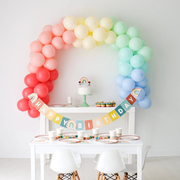 Lucy Darling Little Rainbow - Party in a Box!