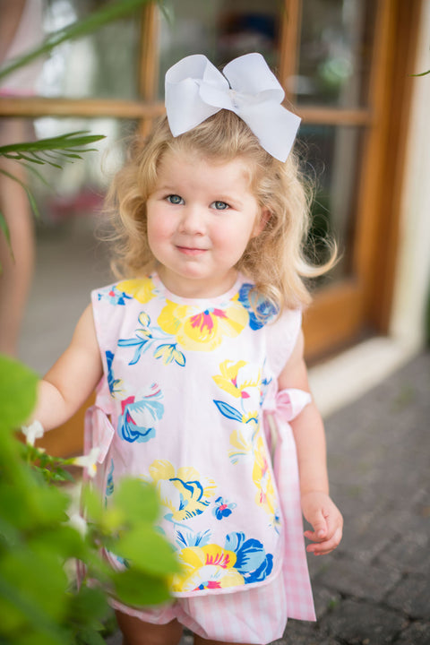 Seaside Sun Apron Bloomer Set