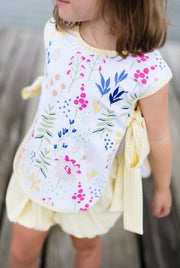 Grayton Garden Apron Bloomer Set PRE-SALE