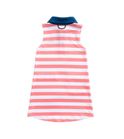 Prodoh Sleeveless Striped Pro Performance Dress
