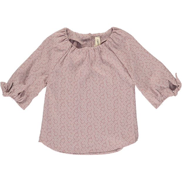 Vignette Tati Blouse in Rose