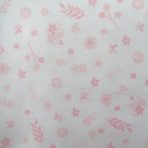 LydaBaby Little Flowers 100% Pima Cotton Blanket