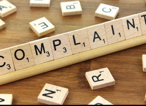 Anatomy of a Complaint