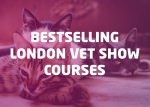Bestselling London Vet Show Course Bundle