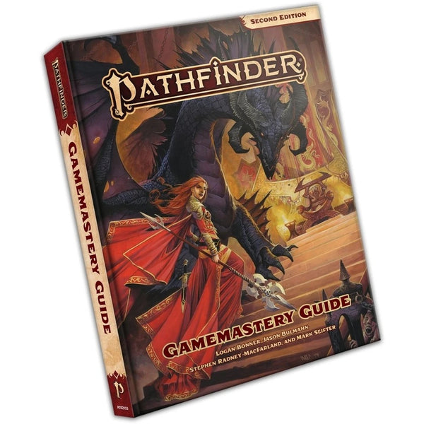 Pathfinder Second Edition: Gamemastery Guide