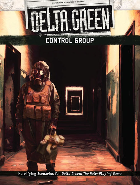 Delta Green - Control Group and PDF