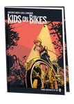 Kids on Bikes Role Playing Game Core Rule Book - Renegade Game Studios - Rare Roleplay