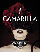 Vampire: The Masquerade 5th Edition Camarilla Sourcebook and PDF