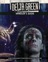 Delta Green Handler's Guide - Hardcover Book - Arc Dream Publishing - Rare Roleplay