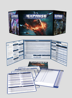 The Expanse RPG GM Kit - GM Screen - Green Ronin - Rare Roleplay