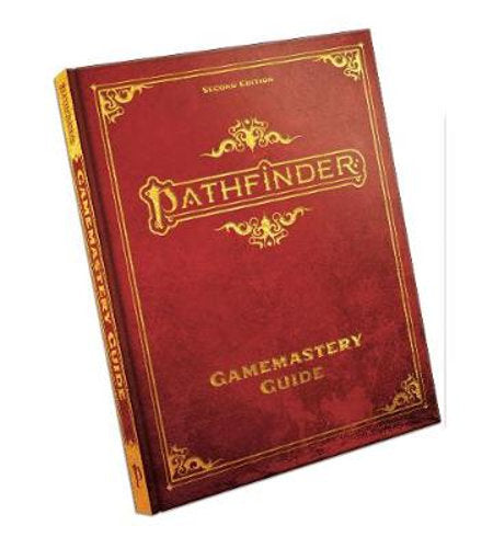 Pathfinder Second Edition: Gamemastery Guide Special Edition