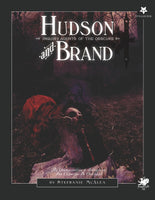 Hudson and Brand - Inquiry Agents of the Obscure - Call of Cthulhu - Hardcover and PDF - Stygian Fox - Rare Roleplay