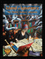 Island of Ignorance: The Third Cthulhu Companion - Call of Cthulhu module - Golden Goblin Press - Rare Roleplay