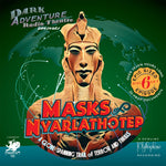 Dark Adventure Radio Theatre - Masks of Nyarlathotep - HP Lovecraft Historical Society - Rare Roleplay