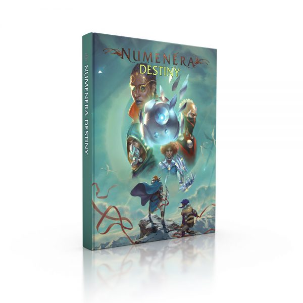 Numenera: Destiny - Monte Cooke Games - Rare Roleplay