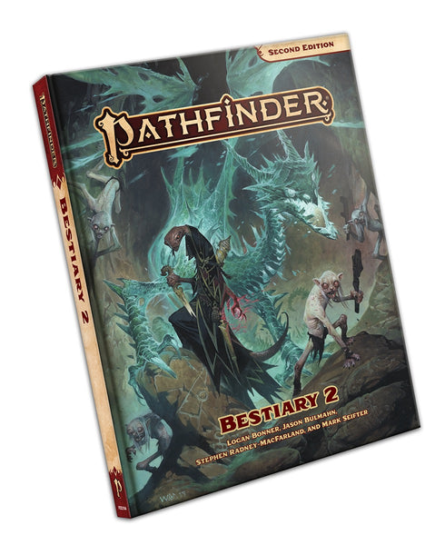 Pathfinder Second Edition Bestiary 2