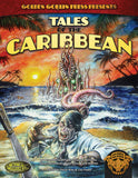 Tales of the Caribbean - Call of Cthulhu Module - Golden Goblin Press - Rare Roleplay