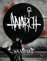 Vampire: The Masquerade, The Anarch (sourcebook and PDF)