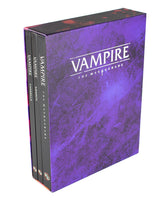 Vampire: The Masquerade, Slip Case Set and PDFs