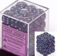 Chessex Speckled Cobalt 12m d6 (36) - Chessex - Rare Roleplay