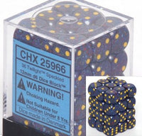 Chessex Speckled Twilight 12m d6 (36) - Chessex - Rare Roleplay