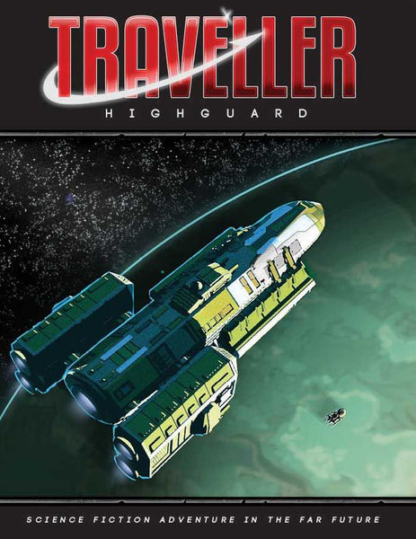 Traveller: High Guard - Includes PDF