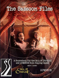 The Sassoon Files - Book